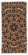 Kaleidoscope 62 Beach Towel