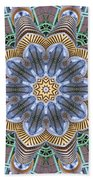 Kaleidoscope 73 Beach Towel