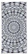 Kaleidoscope 9 Beach Towel