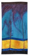 Kanchi Saree Beach Towel