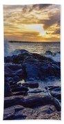 Kapalua Sunset Beach Towel