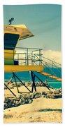 Kapukaulua Beach Lifeguard Station Paia Maui Hawaii  Beach Towel