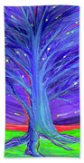 Karen's Tree 1 Beach Towel