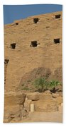 Karnak Egypt Beach Towel