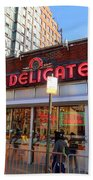 Katz's Delicatessan Beach Towel