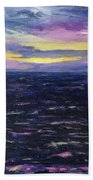 Kauai Sunset Beach Towel