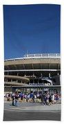 Kauffman Stadium - Kansas City Royals Beach Towel