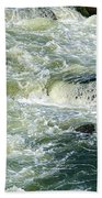 Kayaker Beach Towel