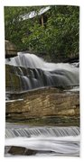Kbal Chhay Waterfalls Beach Towel