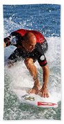 Kelly Slater World Surfing Champion Copy Beach Towel