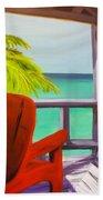 Kelly's Beach House Beach Towel