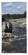 Kettle Rocks Beach Towel