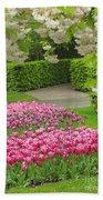 Keukenhof Gardens 35 Beach Towel