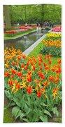 Keukenhof Gardens 70 Beach Towel