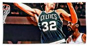 Kevin Mchale Beach Towel