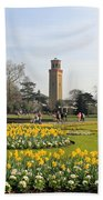 Kew Gardens London Beach Towel
