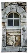 Keystone Window Beach Towel by Heather Applegate