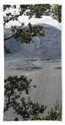 Kilauea Iki Crater - Big Island Beach Towel
