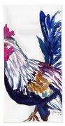 Kilohana Rooster Beach Towel