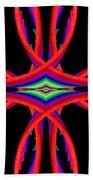 Kinetic Rainbow 41 Beach Towel
