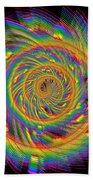 Kinetic Rainbow 60 Beach Towel
