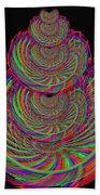 Kinetic Rainbow 67 Beach Towel
