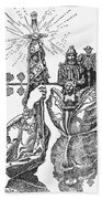 King Arthur, 1903 Beach Sheet