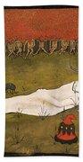 King Hobgoblin Sleeping Beach Towel