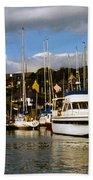 Kinsale Yacht Club Beach Towel