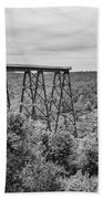 Kinzua Viaduct 6911 Beach Towel
