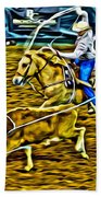 Kissimmee Roper Beach Towel