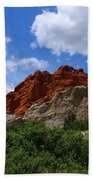 Kissing Camels - Garden Of The Gods Beach Towel