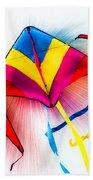 Kites Beach Towel