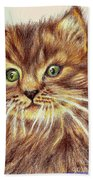 Kitty Kat Iphone Cases Smart Phones Cells And Mobile Phone Cases Carole Spandau 317 Beach Towel