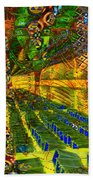 Klimt Covetous Beach Towel