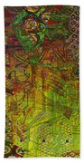 Klimt Honor Whole Beach Towel