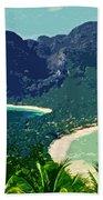 Koh Phi Phi ... Beach Towel