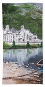 Kylemore Abbey Beach Towel