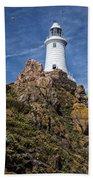 La Corbiere Lighthouse Beach Towel