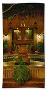 La Fuente At Tlaquepaque Beach Towel