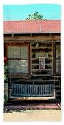 La Rosa Motel Pioneer Town Beach Sheet