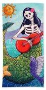 La Sirena Beach Towel
