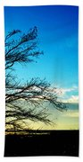 Lacassine Tree Beach Towel