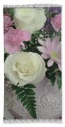 Lace Framed Mothers Day Beach Towel