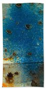 Laceration Of Elements  Beach Towel