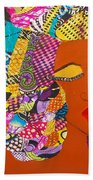 Lady J Beach Towel