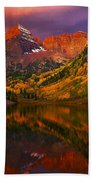 Lake 4 Beach Towel