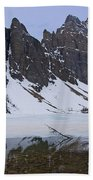 Lake Agnes #2 Beach Towel