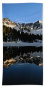 Lake Mary Brighton Utah Beach Towel