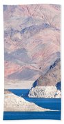 Lake Mead National Recreation Area Beach Towel